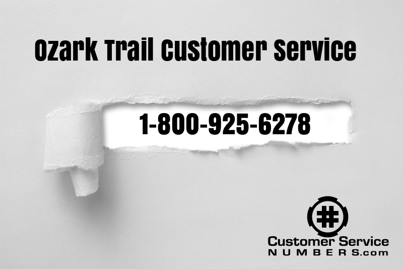 Ozark Trail Customer Service Customer Service Reviews